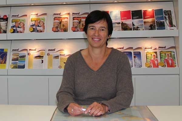 Bureau de voyage Susanne Nobs