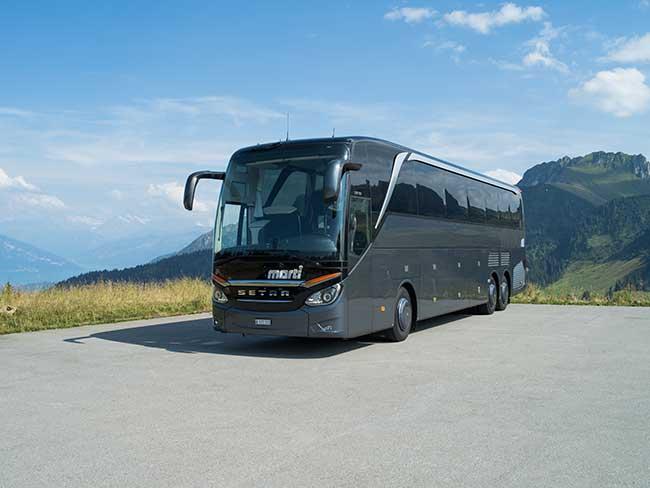 Car Marti VIP Bus de voyage