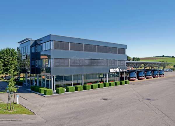 Marti Car Terminal Kallnach