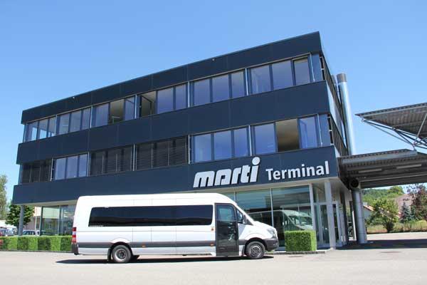 Marti Minibus 15 places
