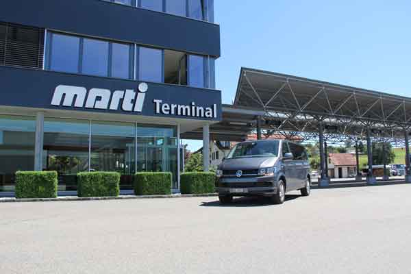 Louer le Marti VW T6 Multivan