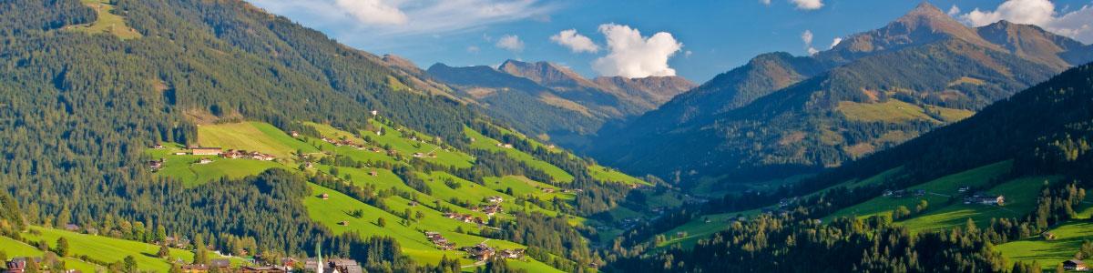 Circuits au Tyrol