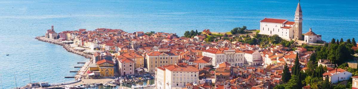 Piran Circuits en Istrie