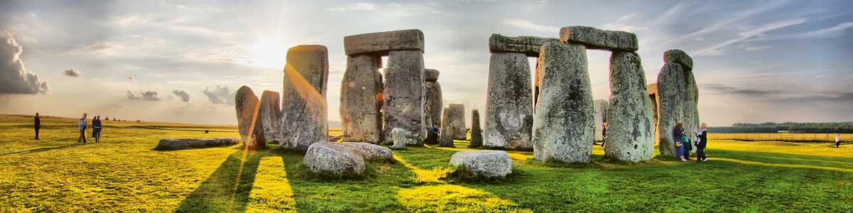 Circuits Grande-Bretagne Angleterre Stonehenge