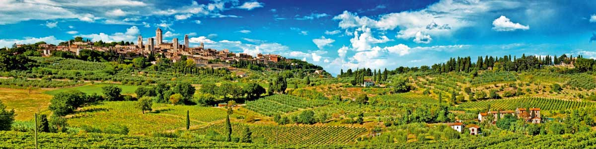 Circuits Marti en Toscane