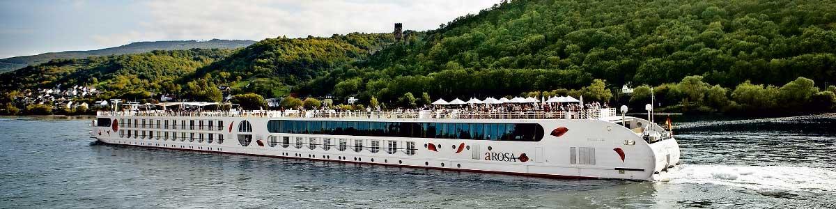 Bateaux fluviales A-ROSA