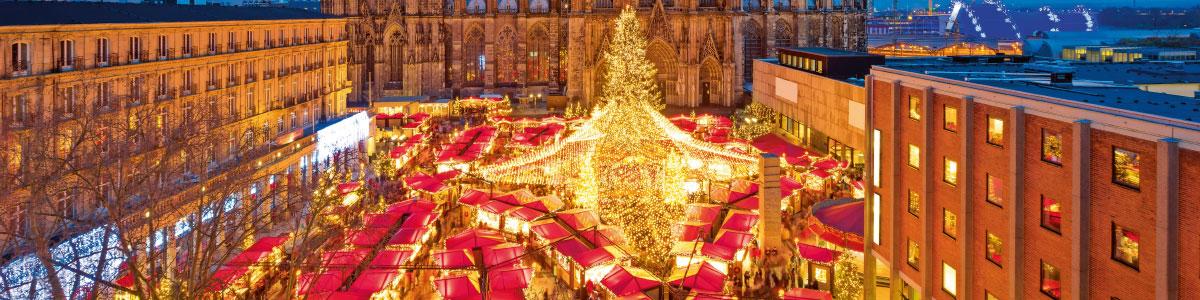 Marchés de Noël en France