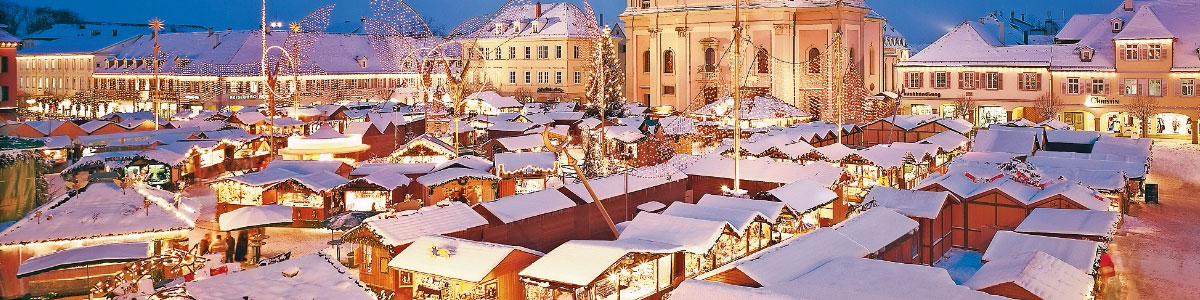 Marchés de Noël en Suisse