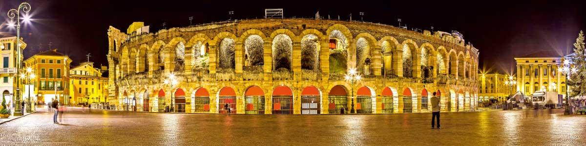 Voyages Musicaus à l'arena die Verona