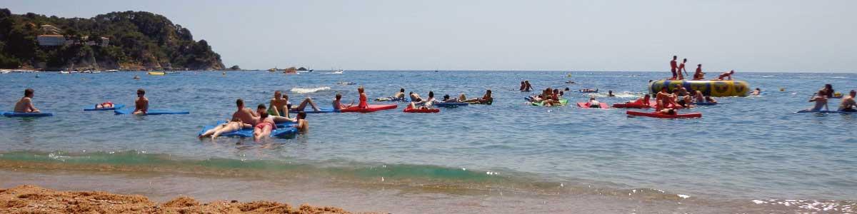 Vacances balnéaires à Lloret de Mar