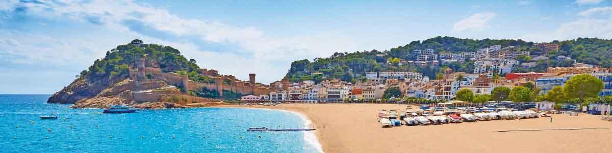 Vacances balnéaries à Tossa de Mar avec Marti voyages
