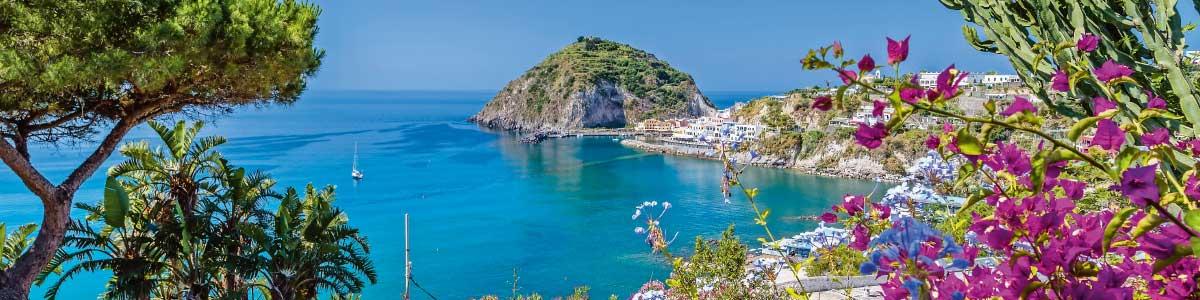 Vacances sur l'île Ischia