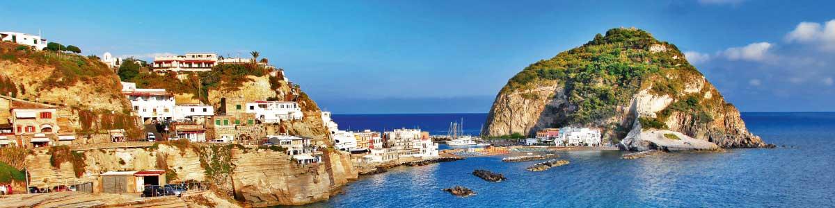 Vacances cure sur Ischia