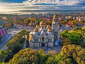 Les hauts lieux de Bulgarie