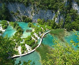 Istrie - entre mer et montagnes - en car et à vélo électrique FLYER
