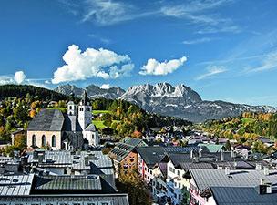 Voyages à la carte - Les Alpes de Kitzbühel