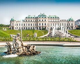 La Vienne impériale - charmante et variée