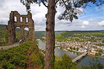 La Moselle romantique